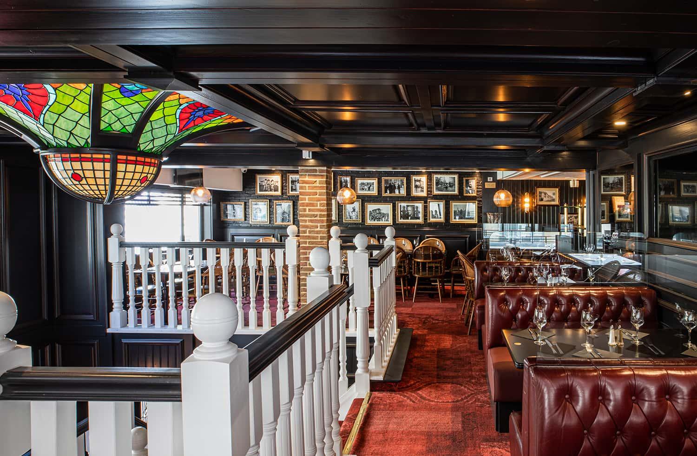 restaurant cote opale
