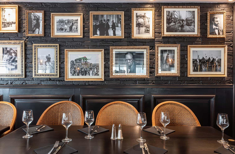 restaurant english style le touquet